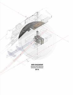 Amir Ghazanfari Architecture Portfolio 2016 Spring