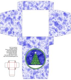 Recently I drew a Christmas tree for BellaOnline just for fun. It's a drag and…