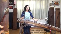 Nirvana- About a Girl Gayageum ver. by Luna