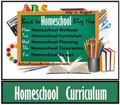 #homeschool #curriculum (Back to Homeschool Blog Hop)