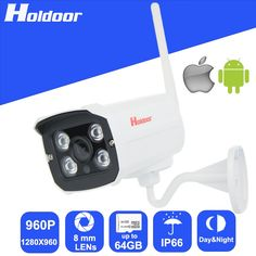 53.19$  Watch here - http://alijau.shopchina.info/go.php?t=32771081364 - Wireless 960P 8mm Lens Security Surveillance P2P Outdoor Camera IR Cut Night Vision Motion Detection Alarm Email Alert Onvif 53.19$ #buyonline