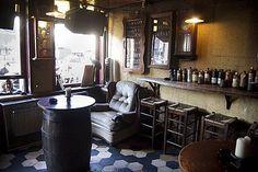 't Dreupelkot jenever bar | hundreds of Dutch and Belgian jenevers | Groentenmarkt 12,  9000 Ghent