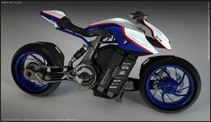 Concept Motorcycles, Racing Motorcycles, Sidecar, Motorbike Design, Power Bike, Motorized Bicycle, Motorcycle Types, New Bmw, Moto Guzzi