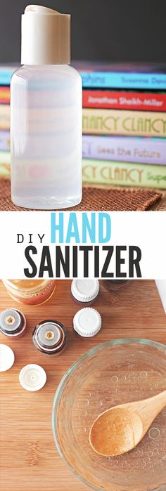 I refuse to buy hand sanitizer! Not only do we avoid triclosan, but making homemade hand sanitizer is easy and all-natural. This recipe is a mix/match of what you have on hand, and it's ready in under a minute! Plus the essential oils smell good AND keep the germs away! Perfect for children at school. :: DontWastetheCrumbs.com Natural Products, Body Products, Natural Cleaning Products, Homemade Beauty Products, Household Products, Rubbing Alcohol, Alcohol En Gel, Natural Hand Sanitizer, Aroma Therapy