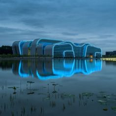zhongwei cultural complex hpa [Future Architecture: http://futuristicnews.com/category/future-architecture/]