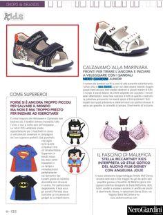 Kids - 1 aprile 2014 #Sandals by #NeroGiardiniJunior