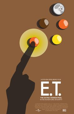 Alternative E.T. Posters | ShortList Magazine