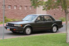 1985 Nissan Maxima V6
