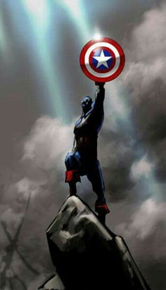 Captain America (Marvel Comics).