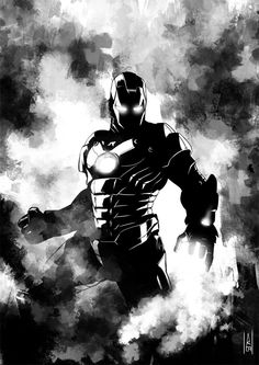 Iron Man by Alisson Borges de Costa