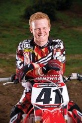 My interview with pro motocross racer Trey Canard.