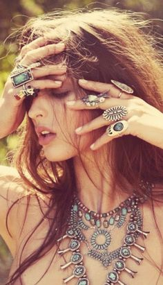 boho, feathers + gypsy spirit