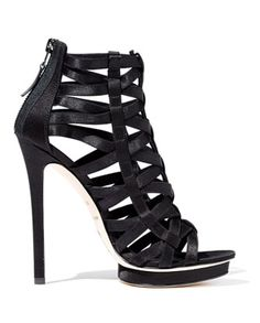 """""""Clio"""" satin sandal by Brian Atwood (seen on nordstrom.com)"""