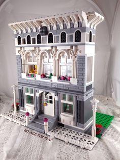 MOC LEGO Noageforplay few shades building