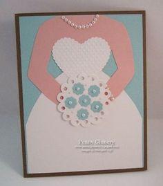 Bridal Shower Card - bjl