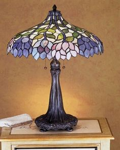 Meyda Tiffany Wisteria Table Lamp MT-30452 $406.80
