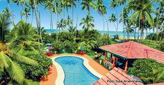 Con -10% descuento, os espera el paraíso! El Life Ayurveda Resort en el oeste de Sri Lanka se encuentra en el Océano Índico y está rodeado de flora y fauna tropical. En este ambiente de paz puede aprovechar las aplicaciones diarias de Ayurveda en Sri Lanka intensivo. Con opción de 🌟INTÉRPRETE en ESPAÑOL🌟!! #SriLanka #Ayurveda #Yoga #curaayurvedica #SpaDreams