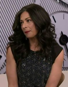 Stacy London: Chartreuse Dress by Andrew GN Nude Peeptoe
