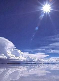 Salar de Uyuni - Bolivia: It reflects the sky!!!