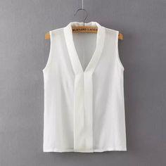 #clot #одежда #blouse #women #одежда #блузка #женщинам #модно #fashion Женская блузка из шифона Подробнее: http://ali.pub/73dng