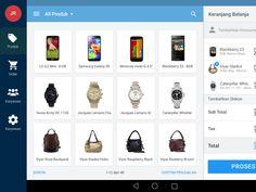 02 home add jumlah Pos Design, Point Of Sale, User Interface, Mobile App, Software, Cash Register, Dashboards, Kiosk, Beverage