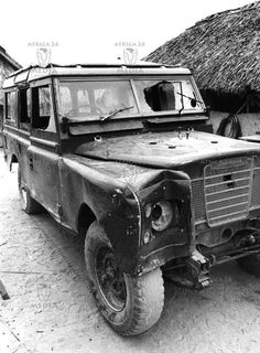 The Born Free Land Rover Murder   Classic Cars For Sale UK