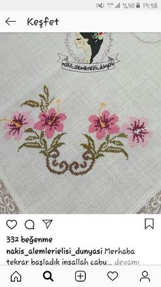 Cross Stitch Rose, Cross Stitch Borders, Cross Stitch Flowers, Cross Stitching, Cross Stitch Embroidery, Cross Stitch Patterns, Floral Embroidery, Hand Embroidery, Bargello