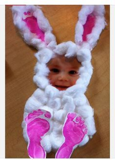 Bunny frame - want one of these for each of my grandsons