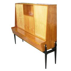 1stdibs.com | In the style of Alfred Hendrickx 1950 Armoire