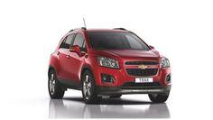 Chevrolet Trax (ou o nosso Enjoy) será lançado em Paris