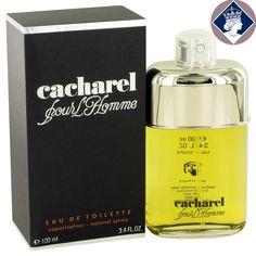 Cacharel Pour Homme 100ml/3.4oz Eau De Toilette Spray Cologne Fragrance for Men