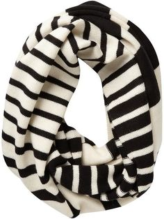 Kate Spade New York Fall In Line Infinity Scarf - ...