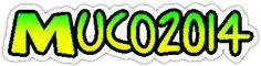le logo #muco2014! Partageons le pour donner un second souffle aux patients de la mucoviscidose, cette foutue maladie!