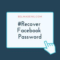 Recovering Facebook Password | How To Recover Password on