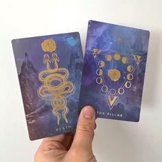 Threads of Fate — Tarot, Oracle Decks, Planners, Magic Witch Tarot, Oracle Cards Decks, Tarot Cards Art, Diy Tarot Cards, Tarot Readers, Tarot Cards, Art, Book Of Shadows, Card Art