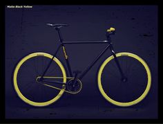 Mango Bikes - Bumble Bee  £285