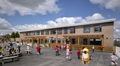 SHORTLIST - Morgan Sindall - New Park and Northway Timber Frame Primary Schools