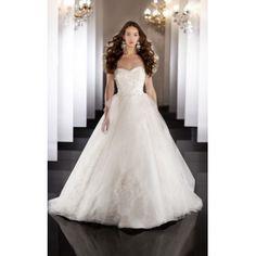 -Organza-Ivory-Wedding-Dress