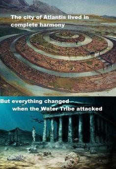 """This may be one of my favorite """"But everything changed when the Fire Nation attacked"""" variants."""