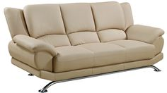 "Global U9908-CAPP Sofa  - Dimensions: L80"" x D36"" x H37""."