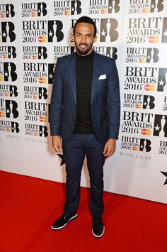 Pin for Later: The Brit Awards Kicked Off With a Star-Studded Red Carpet Craig David