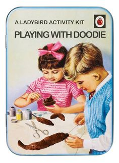 Playing with doodie
