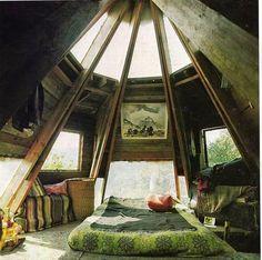 I want an attic room again!