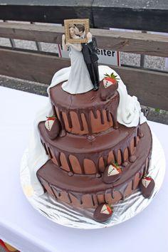 .Hochzeitstorte Braut & Bräutigam - Wedding cake bride and groom - Hochzeit in Garmisch-Partenkirchen, Bayern, Riessersee Hotel Resort - Wedding in Garmisch, Bavaria