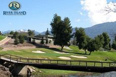 $25 for a One-Time Member-for-a-Day Opportunity: 18 Holes with Cart and Range Balls at River Island Country Club in Porterville near Fresno ($70 Value. Expires March 1, 2017!)