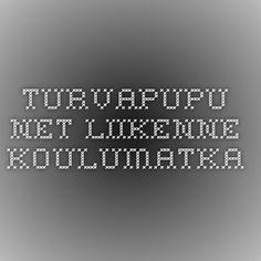 turvapupu.net liikenne koulumatka Tech Companies, Periodic Table, Company Logo, Science, Periodic Table Chart, Periotic Table