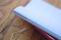 sewing a codex