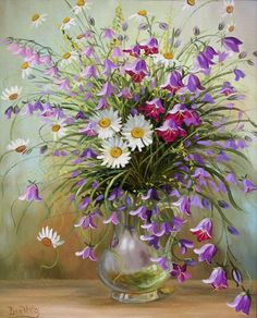 flowers to brighten your day what more can i say but enjoy your birthday !!.. oooo : c )