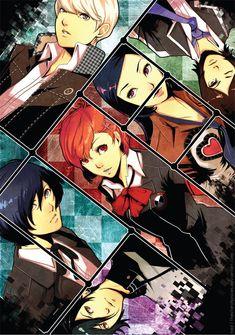 Persona 01 by thestarofpisces.deviantart.com