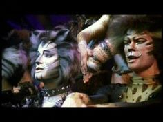 CATS Jellicle Songs For Jellicle Cats - Dubbed with Broadway - Broadway-Musicals - Thin Cat web Cats Musical, Musical Theatre, Cats That Dont Shed, Jellicle Cats, Cat Movie, Book Tv, Phantom Of The Opera, Music Is Life, Joker